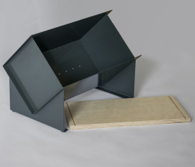 Brotbox BLAIB FRISCH